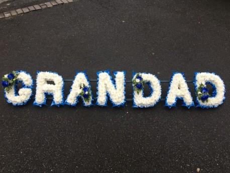 Grandad Letters