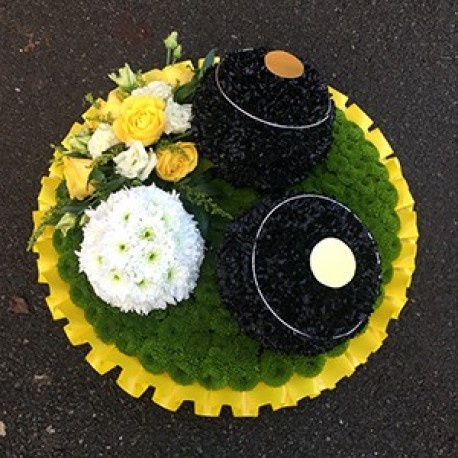 Bowls Posy Tribute