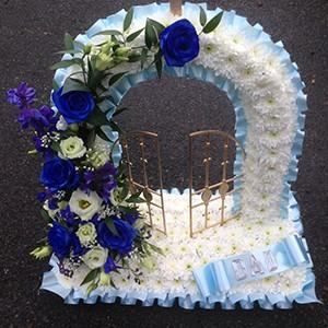 Gates of Heaven (blue)