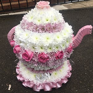 Pink Teapot Tribute